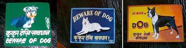 Danger Dog site