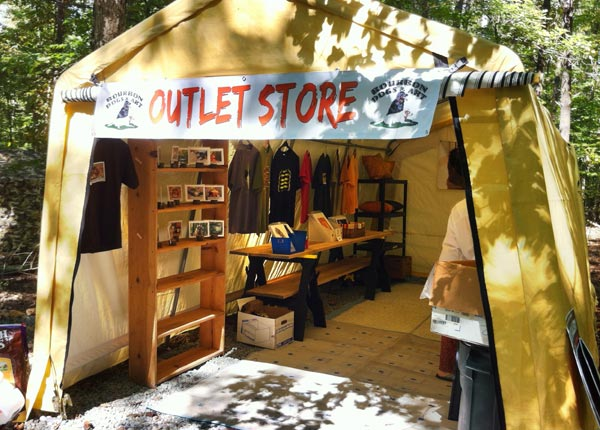 BDA Outlet Store